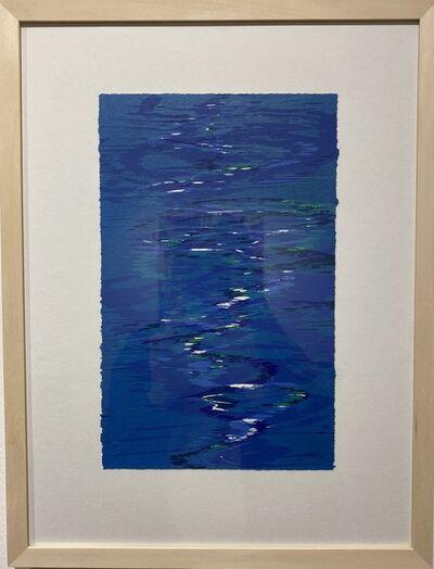Bernd Zimmer, 'Schwimmendes Licht', 2014/15