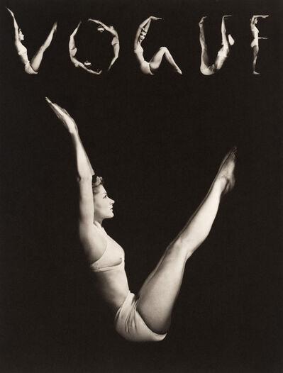 Horst P. Horst, 'Lisa As V.O.G.U.E.', 1940