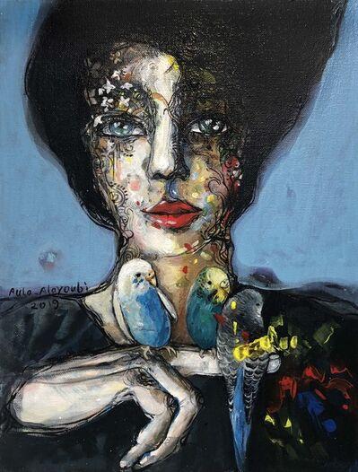 Aula Alayoubi, 'Bright in The Shadows', 2019