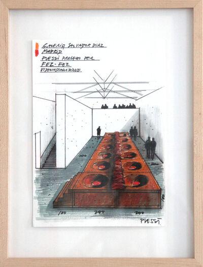 Fabrizio Plessi, 'Fez'