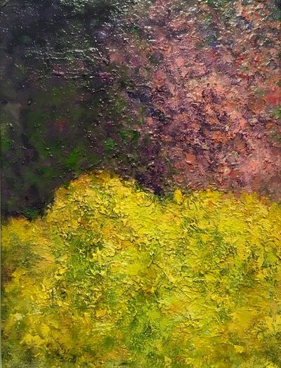 Ken Beck, 'Autumn Leaves from Above', 2014