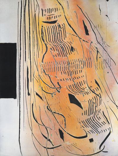 Dan Christensen, 'Sandscrape', 1986