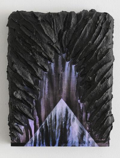 Kelly Berg, 'Indigo Erosion', 2018