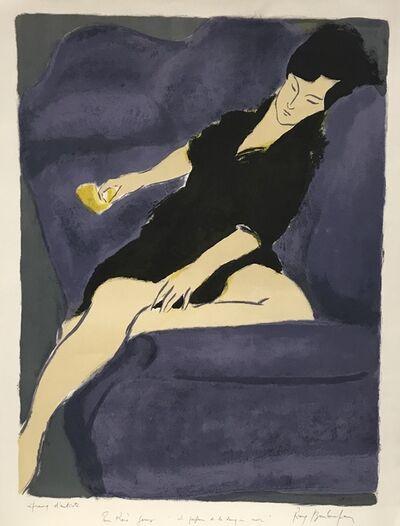 Pierre Boncompain, 'Le parfum de la dame en noir', ca. 1982