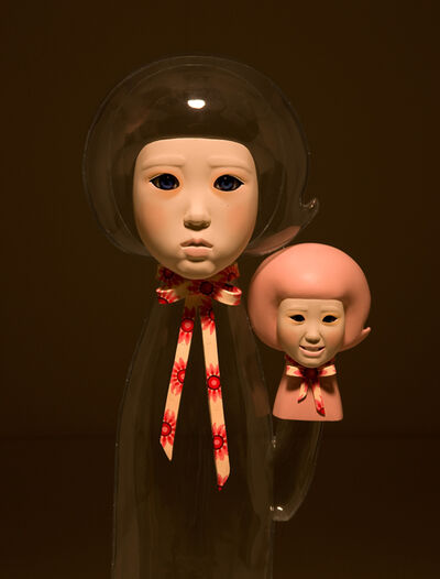 Yu Jin Young, 'The Disguise (Puppet)', 2008