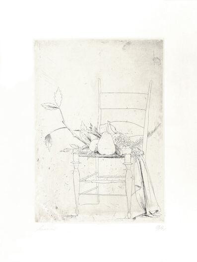Giacomo Manzù, 'Still Life with Chair', 1948
