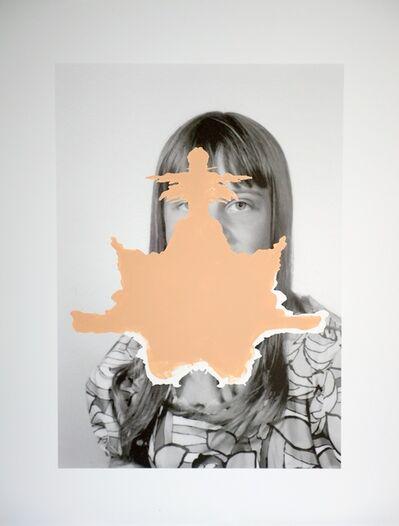 Annika von Hausswolff, 'Rorschach Portrait', 2015