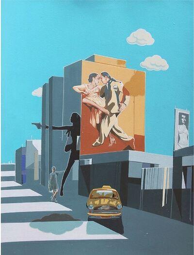Abhijit Paul, 'Urban Landscape', 2015