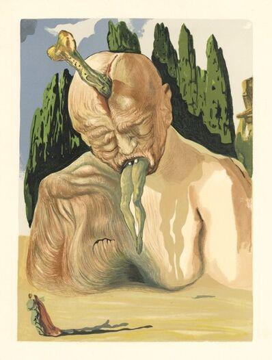 Salvador Dalí, 'The Logician Devil', 1964