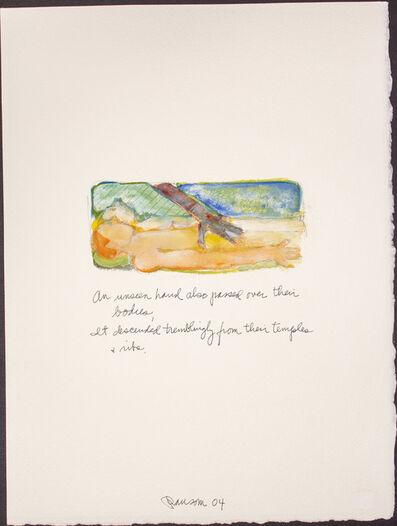 John Ransom Phillips, 'An unseen hand...', 2004