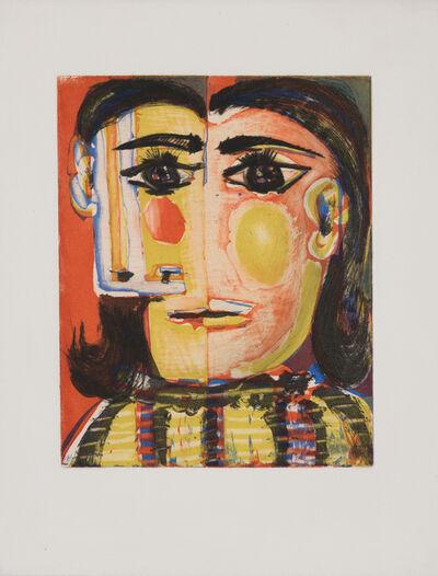 Pablo Picasso, 'Tête de femme n° 5 (Portrait of Dora Maar)', 1939-1942
