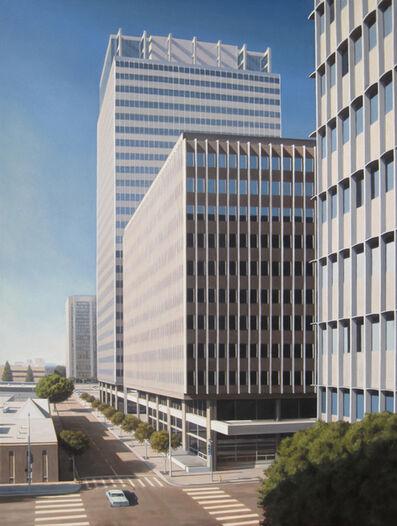 Danny Heller, 'Transamerica Building', 2015