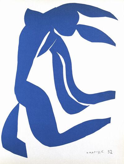 Henri Matisse, 'La Chevelure', 1952