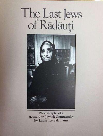 Laurence Salzmann, 'Last Jews of Radauti, Romania. Photographic Portfolio'