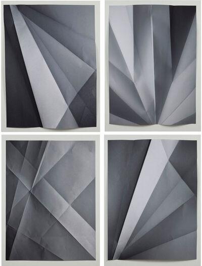Alyson Shotz, 'Double Fold', 2013