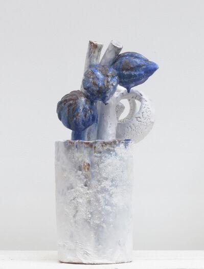 David Hicks, 'Clipping (Deep Blue)', 2020