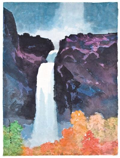 Ma Paisui 馬白水, 'Yosemite Falls', 1979