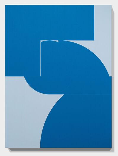 Chad Hasegawa, 'Untitled (Blauw)', 2019
