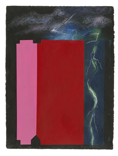 Mildred Elfman Greenberg, 'Electricity', 1990