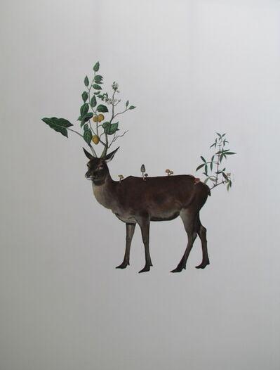 Ji Dachun 季大纯, 'Marlboro Deer', 2009