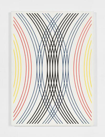 Nassos Daphnis, 'H-4-83', 1983
