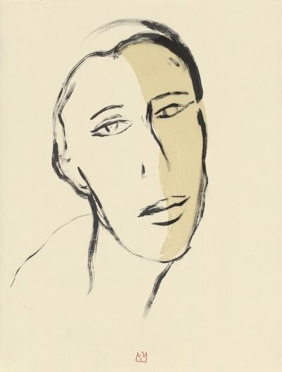 Cathalijn Wouters, 'The Face', 2011