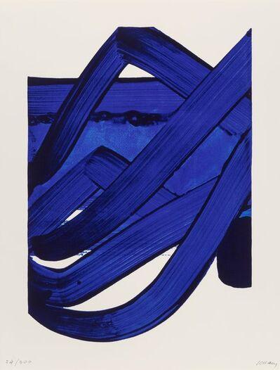 Pierre Soulages, 'Composition', 1988
