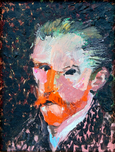 Mohammed Al Mahdi, '2 - Van Gogh', 2018