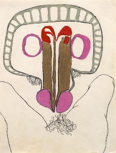 Hannah Wilke, 'Untitled', 1964