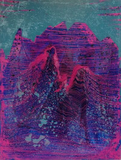 Mari Arvinen, 'Formations', 2019