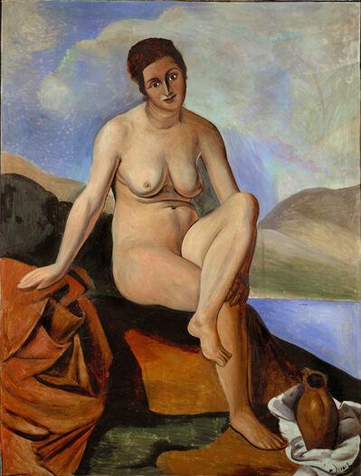 André Derain, 'Nude with Jug', ca. 1925