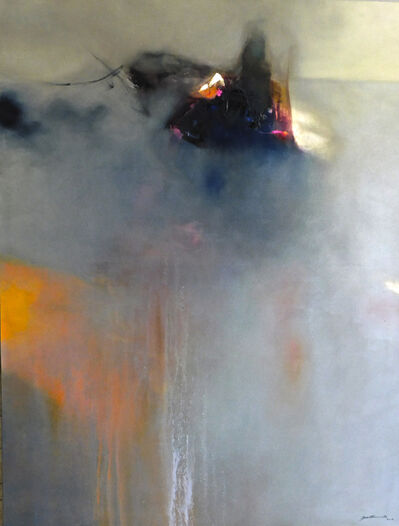 José Luis Bustamante, 'Origen del Viento', 2018
