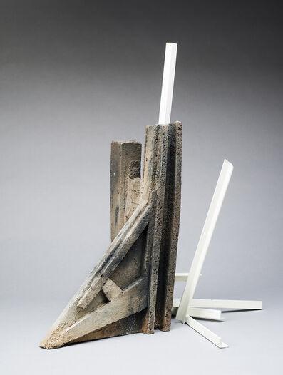 Klaus Lehmann, 'Defensive', 1986