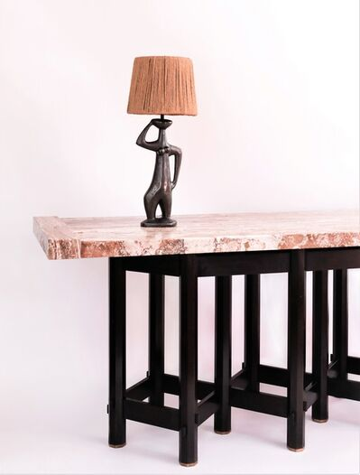 Jules Wabbes, 'Console Table', 1968