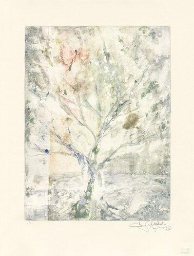 Makoto Fujimura, 'Van Nuys Monotype Series No. 8 凡奈斯絹印單刷系列', 2017