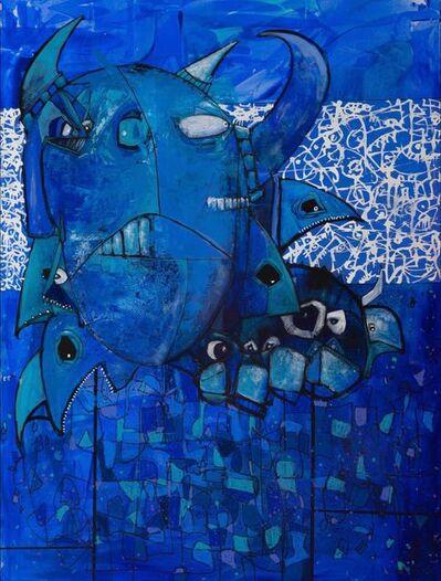 JOEY FELDMAN, 'Bellow the surface', 2019