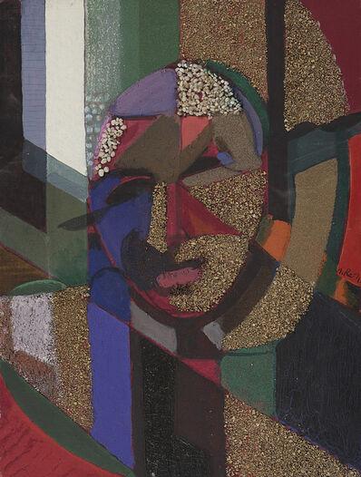Alfréd Réth, 'Portrait de Michel Seuphor'