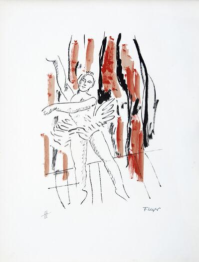 Fernand Léger, 'La Danseuse', 1959