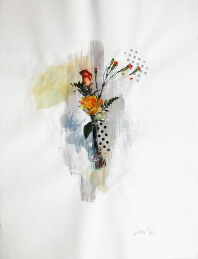 Samantha Walrod, 'Flower Shadow 4', 2019