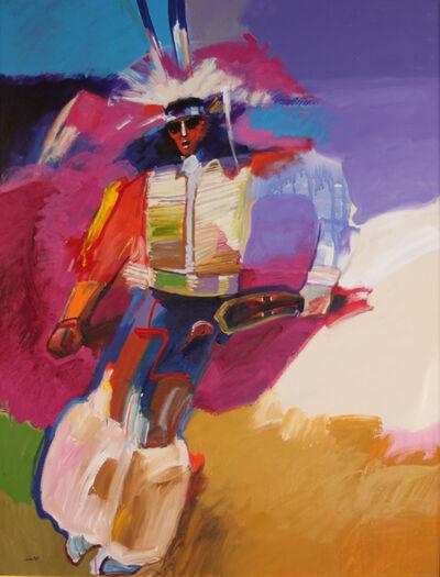 John Nieto, 'Feather Dancer', 1987