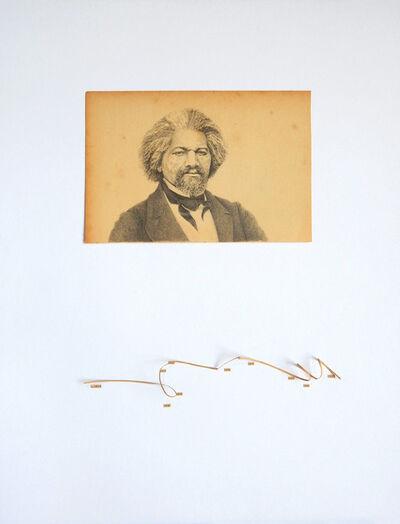 Ricardo Coello Gilbert, '«Frederick Douglass (c.1818-1895)»', 2019