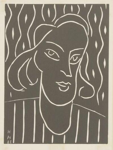 Henri Matisse, 'Teeny (Duthuit 723)', 1938