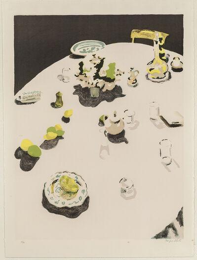 Fairfield Porter, 'The Table', 1971