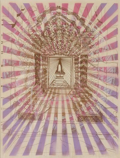 Michael Bowen, 'Royal Chapel Anghor Wat', ca. 1970