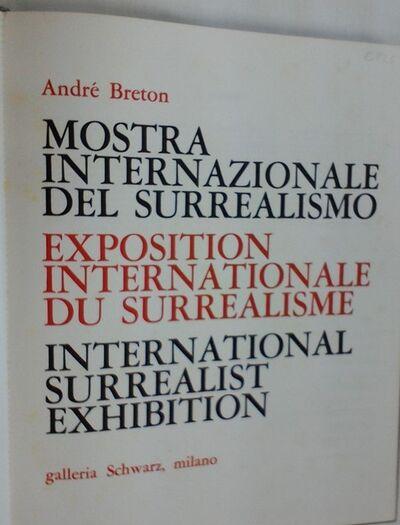 André Breton, 'International Surrealist Exhibition', 1962