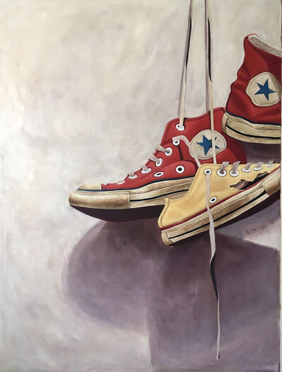 Santiago Garcia, 'Converse #1315', 2019