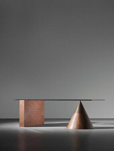 Massimo Vignelli and Lella Vignelli, 'Kono desk', circa 1984