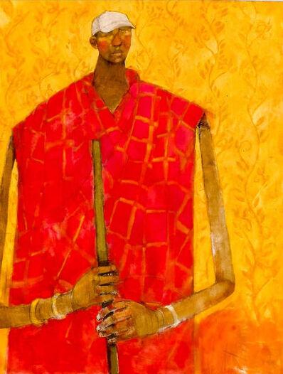 Olivia Mae Pendergast, 'Young Maasai Herder', 2019