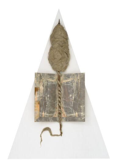 Mirella Bentivoglio, 'La Bella Addormentata (Il filo murato)', 1988