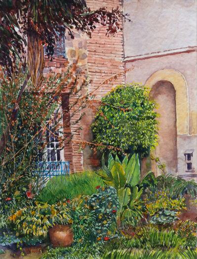 Emilio Torrez, 'Garden of the Cochabamba College of Architecture', 2017